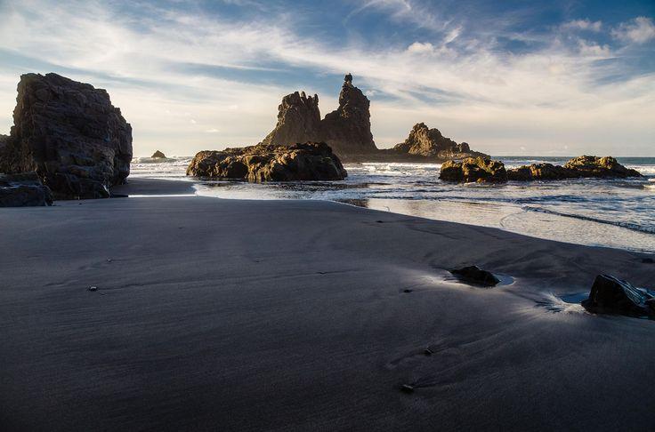 Playa de Benijo, Tenerife - Playas escondidas y perfectas en España