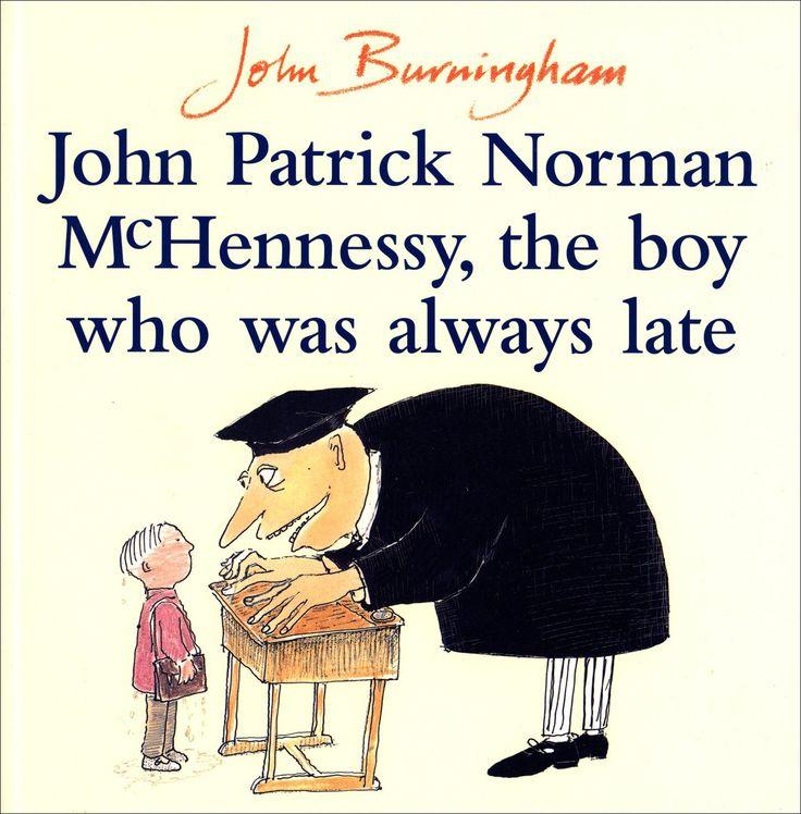 John Burningham