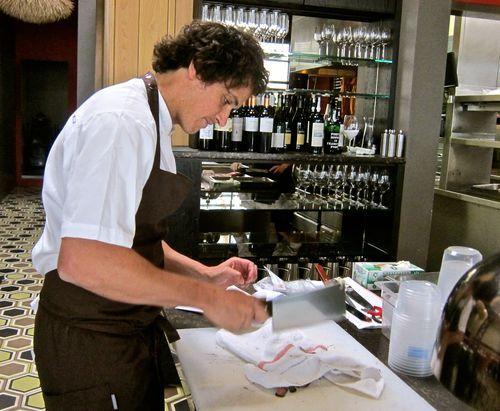 Chilean top chef Rodolfo Guzman