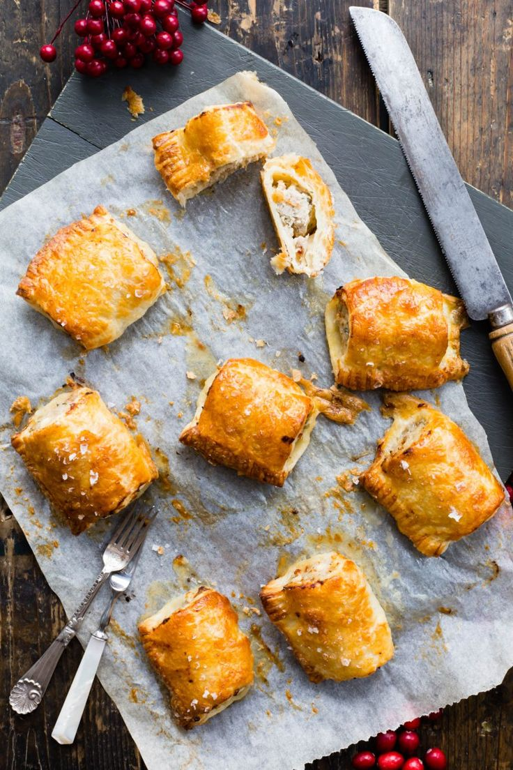The most delicious Thermomix Feta Sausage Rolls. Perfect crowd pleasers | Thermomix Baking Blogger