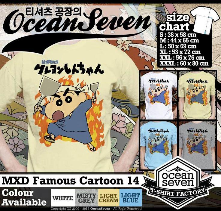 Kaos Crayon Shinchan 1