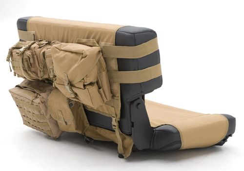 Jeep Accessory - Smittybilt Jeep Wrangler G.E.A.R. Rear Seat Cover - CJ / YJ / TJ / LJ ohhhh I want this sooo bad
