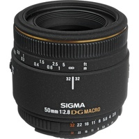 sigma macro lens. you know. for the food blog... $369