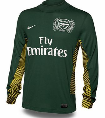 Arsenal Away Shirt Nike 2011-12 Arsenal Away Nike Goalkeeper Shirt Brand new official Arsenal Goalkeeper away shirt for the 2011/12 Premiership season. One of our best selling football goalkeeper shirts.Product Features:Authentic Arsenal FC and Nike merchandise.Add  http://www.comparestoreprices.co.uk/football-shirts/arsenal-away-shirt-nike-2011-12-arsenal-away-nike-goalkeeper-shirt.asp