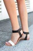 Billini Anbree Sandals Black