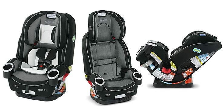 Graco 4ever dlx 4 in 1 car seat infant to toddler car