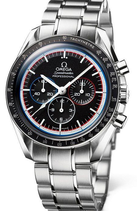 Omega Speedmaster Moonwatch 40th Anniversary