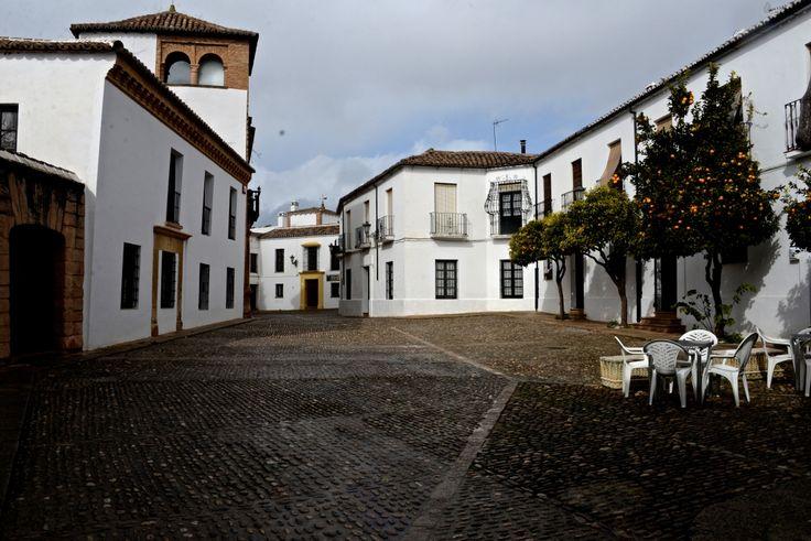 Nice square in Ronda. photo: Dennis Faro
