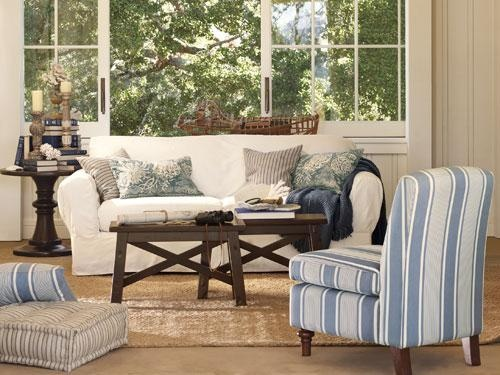 Innovative Coastal Living Room Decor Ideas
