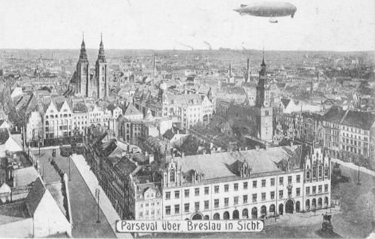 rynek sterowiec parceval 1905