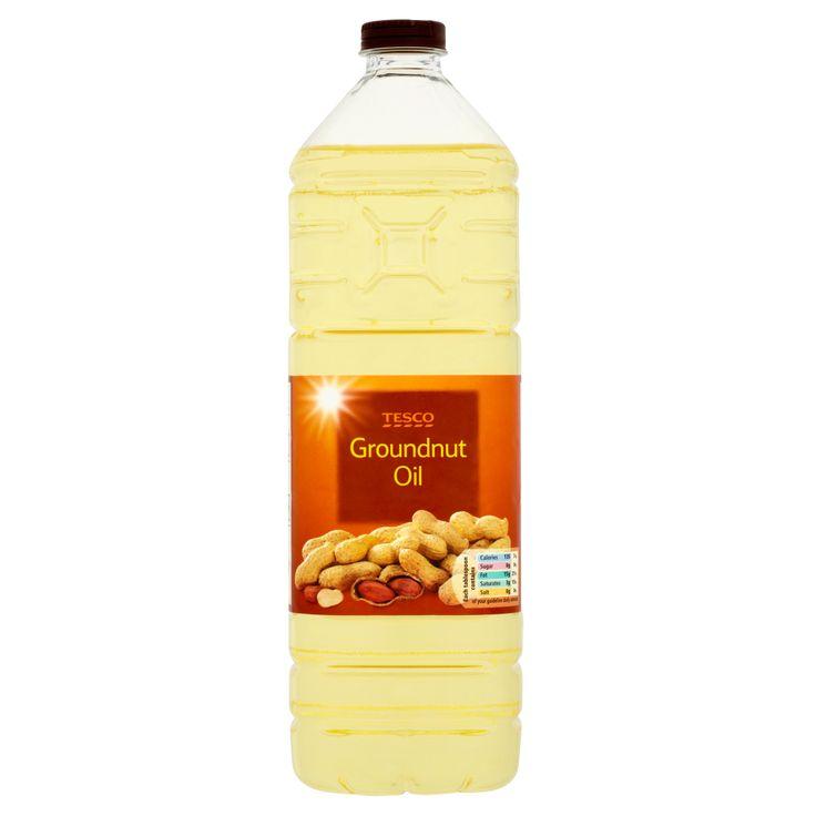 #Tesco! Groundnut Oil.