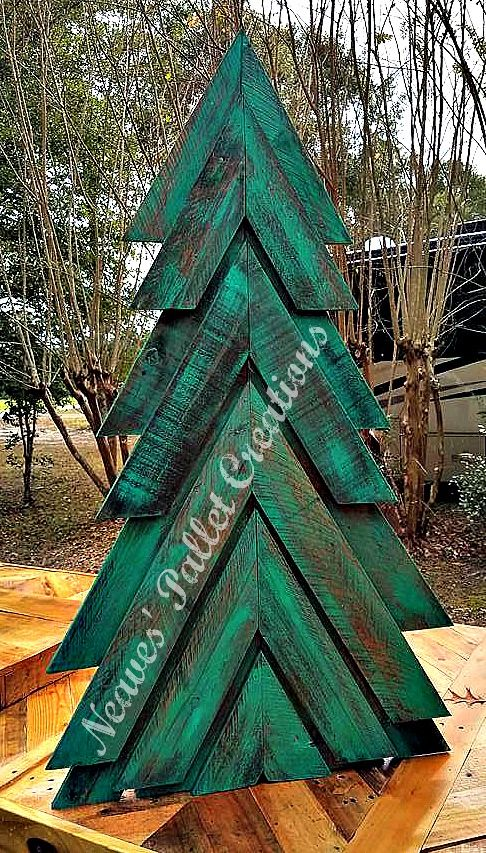 Ideas about pallet christmas tree on pinterest