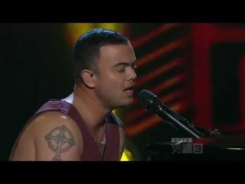 Guy Sebastian - Get Along - The X Factor NZ 2013