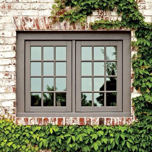 Lime wash and trim color lovely doors windows i love pinterest limes bricks and house for Exterior window trim for brick home