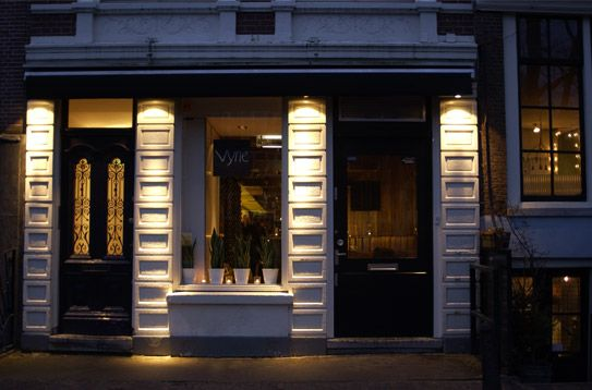 Vyne, Amsterdam -- wine bar and small eats