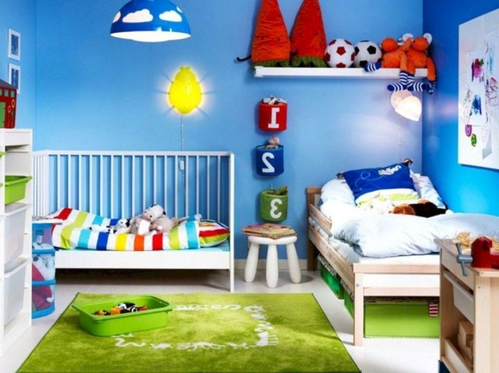 Kids Room Ideas For Boys 2 Kids Room Ideas For Boys 2 Design Ideas And Photos Children Room Boy Toddler Boy Room Decor Boy Room Paint