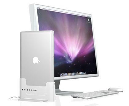 [N] MacBook/Pro/AirをモニタやUSBと簡単に接続するDock「Henge Docks」