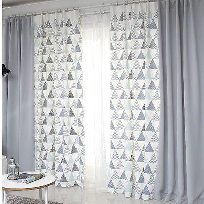 1000 id es sur le th me rideaux en patchwork sur pinterest for Rideau fenetre triangle
