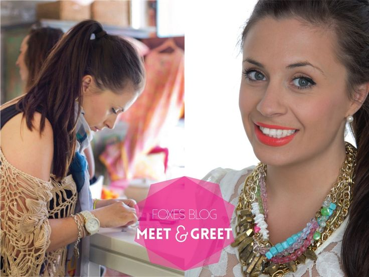 Foxes Blog | Meet and Greet: Shh by Sadie | http://foxesblog.com