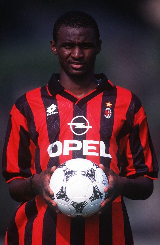 Patrick VIEIRA; (1995-1996)