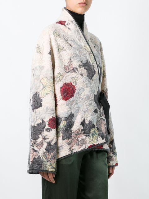 Antonio Marras кардиган-кимоно с запахом