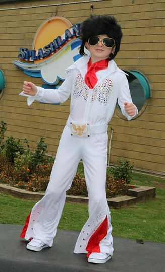 The King comes to Porthcawl! Elvis Festival 2013
