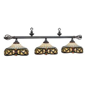 Harmony Tiffany Inch Pool Table Light   The Strikingly Beautiful Harmony Tiffany  Pool Table Light Will Make A Stunning Statement Of Radiance Above Your Pool  ...