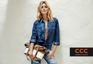 AFPHOTO : Mateusz STANKIEWICZ for CCC SHOES & BAGS