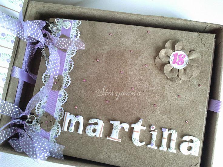Stelyanna : 18 anni di Martina