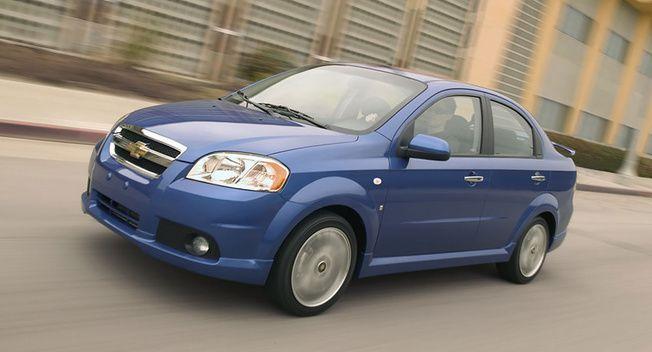 Masalah Elektornik Gm Tarik Chevrolet Aveo Mobil Mobil Baru Indonesia