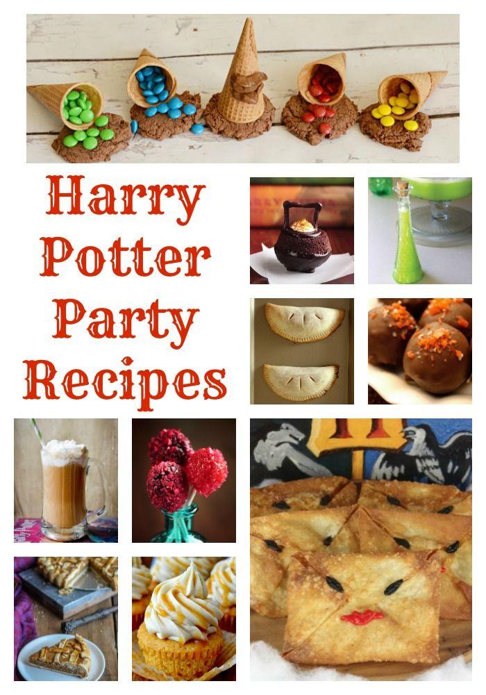 41 Magical Harry Potter Recipes Harry Potter Food Harry Potter Snacks Harry Potter Cake