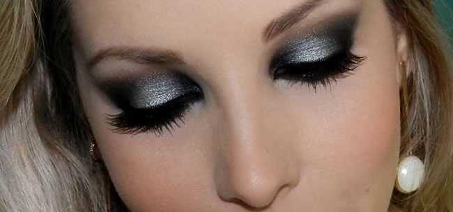 maquiagem prata - Pesquisa Google