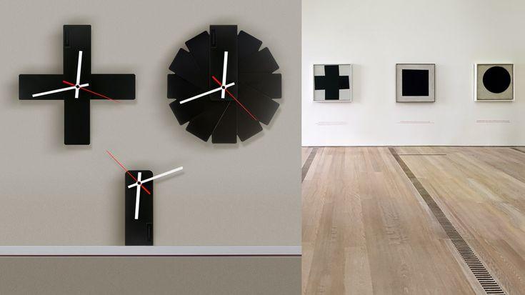 Transformer Analog Clock Kibardin