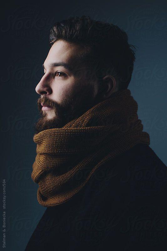 Portrait Of A Bearded Man By Stalman Boniecka Photography PortfolioPhotography PortraitsFashion
