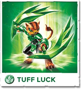 Tuff Luck - Skylanders Trap Team Video Game Official Site