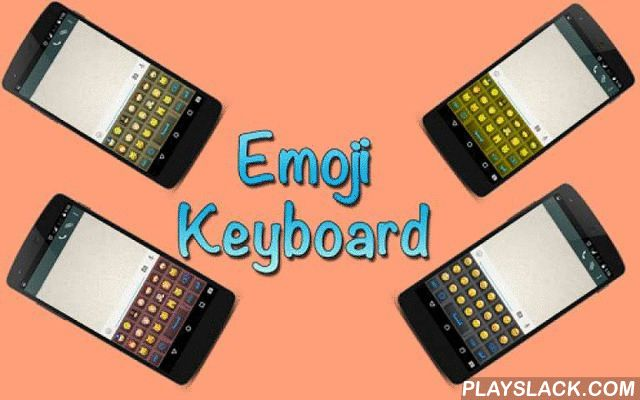 "Cute Emoji Keyboard Pro  Android App - playslack.com , ************** Emoji Keyboard Pro ******************""I love Emoji Keyboard and Emoticons for every mood"" - Katy"" Its very simple and fast to use, Swipe keyboard"" - NikitaEmoji keyboard Pro has best collection of love emoticons and love emoji.Emoji keyboard Pro allow you to replace your old keyboard in only three simple steps. Now you can share this emoji on text, its really awesome.This is the best colorful emoji to share with whatsapp…"