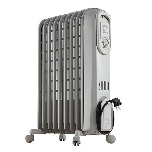Delonghi V550920 Vento Radiateur bain d'huile: Price:78.39Radiateur e Bain dHuile BAIN HUILE 2000W Effet Venturi Thermostat dambiance…