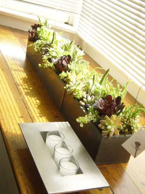 1000 Ideas About Kitchen Table Centerpieces On Pinterest