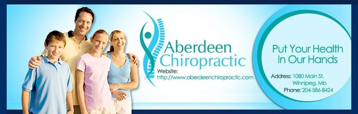 Chiropractor in Winnipeg, Winnipeg SPorts Injury, Aberdeen Chiropractic >> Chiropractor in Winnipeg --> www.aberdeenchiropractic.com