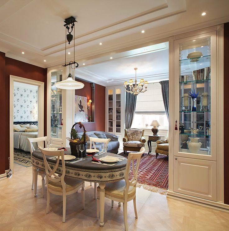 Квартира Волшебника - Лучший жилой интерьер   PINWIN - конкурсы для архитекторов, дизайнеров, декораторов