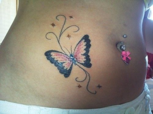 24 best butterfly hip tattoos for girls images on pinterest butterfly tattoos butterflies and. Black Bedroom Furniture Sets. Home Design Ideas
