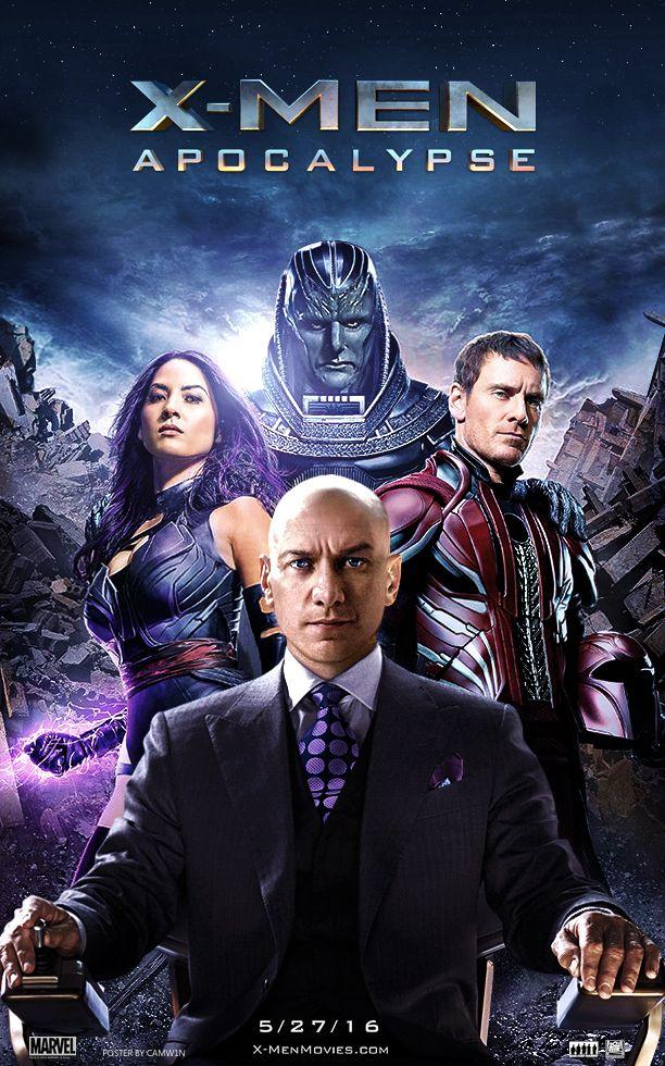 X-MEN: Apocalypse | Cidade das Cerejas