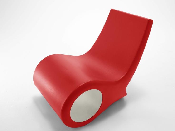 CAPPELLINI Fish Chair by Satyendra Pakhalè