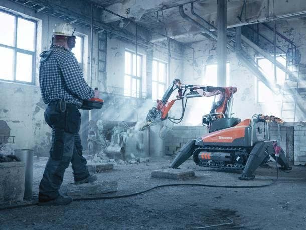 Robots, drones, and printed buildings: The promise of automated construction | Building Design + Construction
