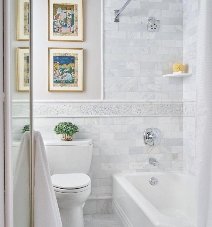 1620 best salle de bain images on pinterest - Amenagement salle de bain 2m2 ...