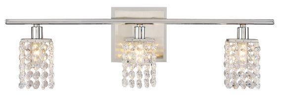 how to make crystals bathroom light fixtures bathroom lighting master ...