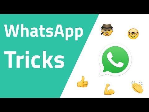 WhatsApp Nachrichten zurückziehen und nachträglich bearbeiten - YouTube