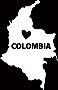 Colombia in my heart