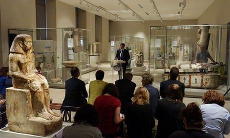 egypt museum italy