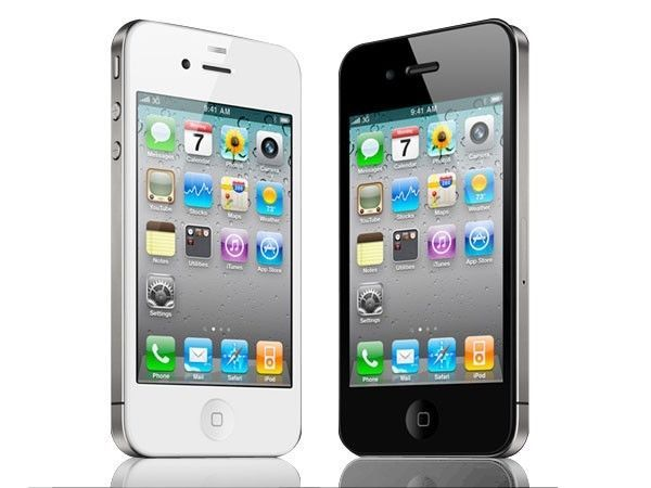 Apple iPhone 4 - 8GB - (Verizon) Smartphone - Black or White - Good #Apple #Bar